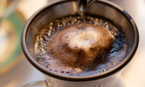 おしゃれでコンパクトなコーヒーメーカー