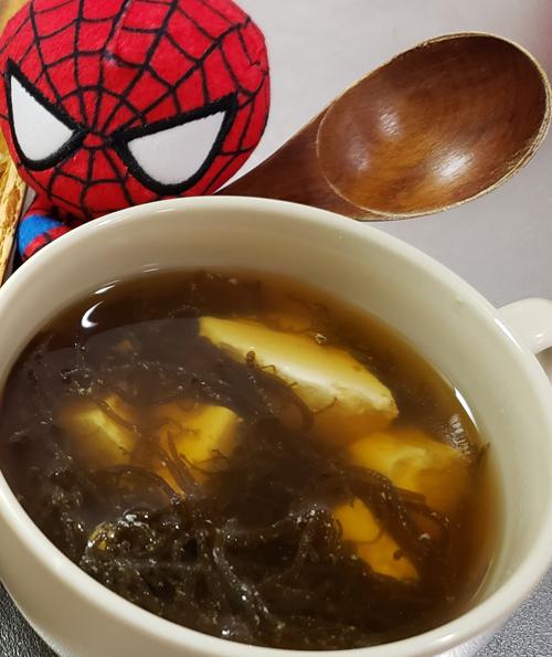 鶏ガラ野菜スープ