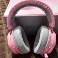 PS4・PS5用かわいいヘッドセット買いました【女性におすすめのピンク!】
